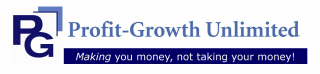 Profit-Growth Unlimited Making you money, not taking your money!